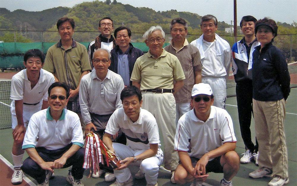 テニス集合写真2